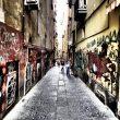 Gasse Neapel